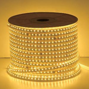 Flexible SMD 3528 LED Strip Light , 12V 24V Rgb Led Ribbon Lights Energy Saving