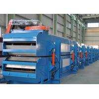 Sandwich Plate Steel Roll Forming Machine Max Panel 10m Thickness 0.3 - 0.7mm Manufactures