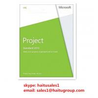Project Standard 2013 FPP Key For Microsoft Office