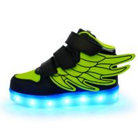China Led Street Dance Shoes Student Party Shoes Roller Skate Shoes Sneakers for Kids on sale