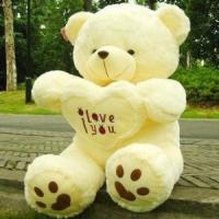 Professional Cute Plush Toys , Large Plush Teddy Bear For Girlfriend Manufactures