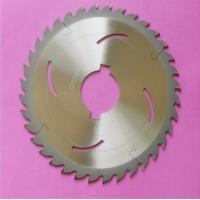 Quality KM High precision finishing T.C.T Conical Scoring Saw Blade for sale