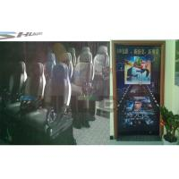 Screen system and hydraulic system 5D Movie Theater for projectors, flat screen Manufactures