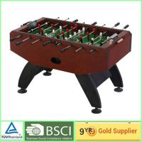 Classic mini Foosball Table 9mm MDF for teenagers training Soccer Table Manufactures