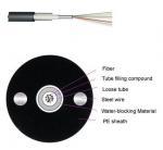 Outdoor Unitube Non-Armored Fiber Cable Fibra Cable GYXTW Manufactures