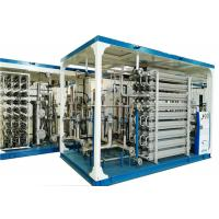 China High Efficiency Stainless Steel Lng Filling Stations , Customerized Capacity on sale
