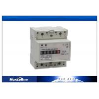 LED Display Din Rail Electric Meter for Solar Power Supply System 168 ~ 312V AC Manufactures