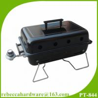 High efficiency simple design balcony outdoor portable gas grill Manufactures