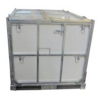 Foldable Steel IBC Containers Metal Material Heavy Duty Ibc Water Storage Tanks Manufactures