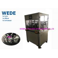 Fully Servo Ceiling Fan Motor Winding Machine High Performance 1025 X 1105 X 1780mm Size Manufactures