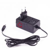 24W Wall Power Supply 12V 1.5A , 18V 1.2A 5V Wall Wart Power Adapter With GS CE Manufactures
