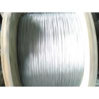 Smooth Surface Zinc Coated Steel Wire Stranded 7/0.33mm For Making Optical Cable Manufactures