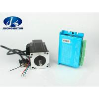 Closed loop stepper motor 57mm Nema 23 Stepper Motor with encoder feedback 2 Phase 4 Wire stepper motor closed loop Manufactures