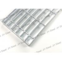 Low Carbon Steel Grid Mesh Ground Galvanized Steel Balcony Grate Anti Rust Manufactures