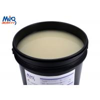 Low Odor UV Roller Coating Varnish , Matte Uv Varnish Rubbing Resistance Manufactures