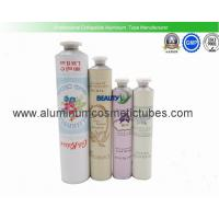 High End Empty Ointment Tubes , Luxury  Custom Logo Aluminium Toothpaste Tube Manufactures