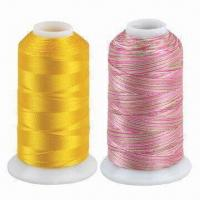 100% Viscose Rayon Embroidery Thread Manufactures
