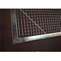 Stainless Steel Wire Mesh Tray Light Weight With Heat Resistant FDA SGS Manufactures