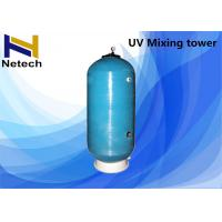 China UV Mixing tower Ozone Generator Water Purification For Swimming Pool / UV O3 Disinfection system on sale