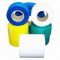 Fiberglass Self-adhesive Mesh Tape with High Tensile Strength and Deformation Resistance Manufactures