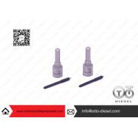 Reliable Common Rail Nozzle For Denso Injector Replacement DLLA145P864