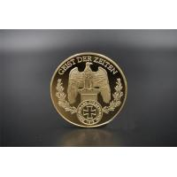 China Gold Plateed Germany coin on sale