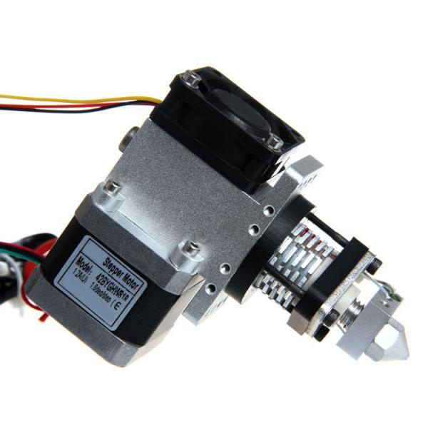 PVC extruder 3D printer kits GT5 Extruder for 1.75 abs filament extruder RepRap