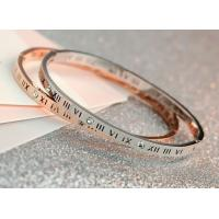 Wholesale Fashion Stainless Steel Bangles for Girl,Diamonds Bangles Manufactures
