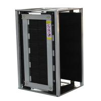 Custom Antistatic SMT PCB Rack Storage , ML-7063 ESD Vertical Magazine Rack Manufactures