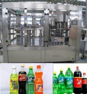 carbonated filler machine line Manufactures