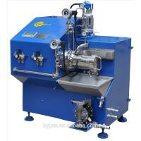 China 3L Nano Horizontal Sand Mill Explosion Proof For Paint / Car Paint Grinding on sale