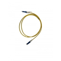 China CS Uniboot Single Mode 3.0mm OFNR Fiber 1 Meter Fiber Optic Patch Cord on sale