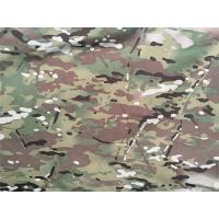 Polyester cotton T/C 65/35 fabric multicam printed, IRR, NIR, waterproof finished Manufactures