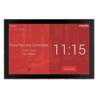 Quality Conference Room Ordering Touch Panel Wall Mounted With LED Light Bar for sale