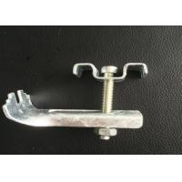 Hot dipped galvanized steel grating clips A type B type C type for install grating Manufactures