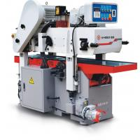 Attached Flat Knife Shaft Double Side Planer Machine Centralized Lubrication System Manufactures