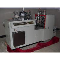 3-16oz White Disposable Making Machine , 5KW Disposable Cup Plate Making Machine Manufactures