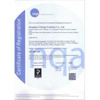 Shanghai O-Kings Furniture Co., LTD Certifications