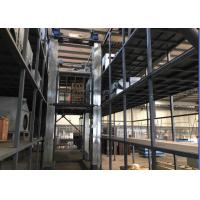 Warehouses Heavy Duty Metal Storage Shelves Multi - Level Storage Racking System ISO9001 Manufactures