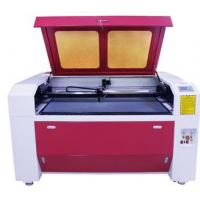 China Industrial Laser Engraving Cutting Machine Min Letter 2x2mm With DSP Control on sale