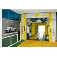 TEPO-AUTO Car Wash Shares its Charm with the Global Car Wash Industry Manufactures
