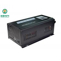 China Low Frequency Solar Power Charge Controller Inverter DC To AC For Home on sale