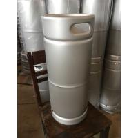 20L US beer keg slim shape made of SUS 304 food grade material for micro brewery and beverages Manufactures