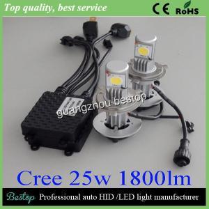 China bestop high quality led headlight bulb h4 on sale