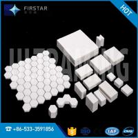 High Alumina Ceramic Mosaic Tiles/Hexagon Tile/Square Tile for wear resistant and impact resistant Manufactures