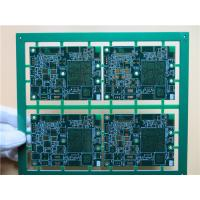BGA PCB Circuit Board Built On 4 Layer With Immersion Gold Manufactures