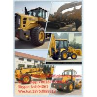 Quality CHIAN SDLG 5t wheel loader L953F for mining and quarry for sale