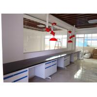 OEM & ODM  Science Lab  Bench Furniture  For  Phenolic  Resin Board Or Epoxy Resin Board Worktop Manufactures