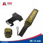 Weapon / Gun Checking Handheld Body Scanner Lightweight ABS Adjustable Alarm Indication Manufactures