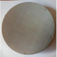 Circular Fine Stainless Steel Filter Mesh Disc 304 316 Wire Diameter 0.025-2.0mm Manufactures